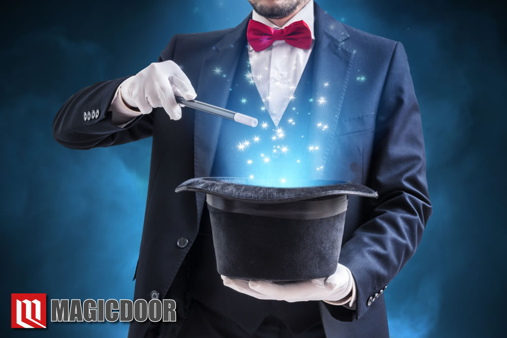 マジシャン 派遣