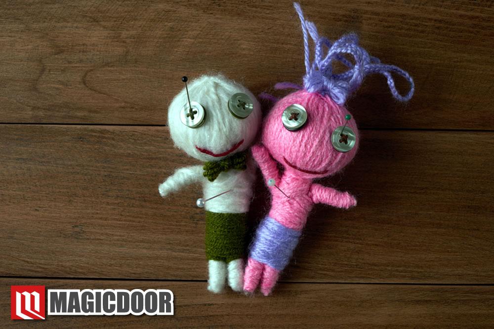 ブードゥー人形