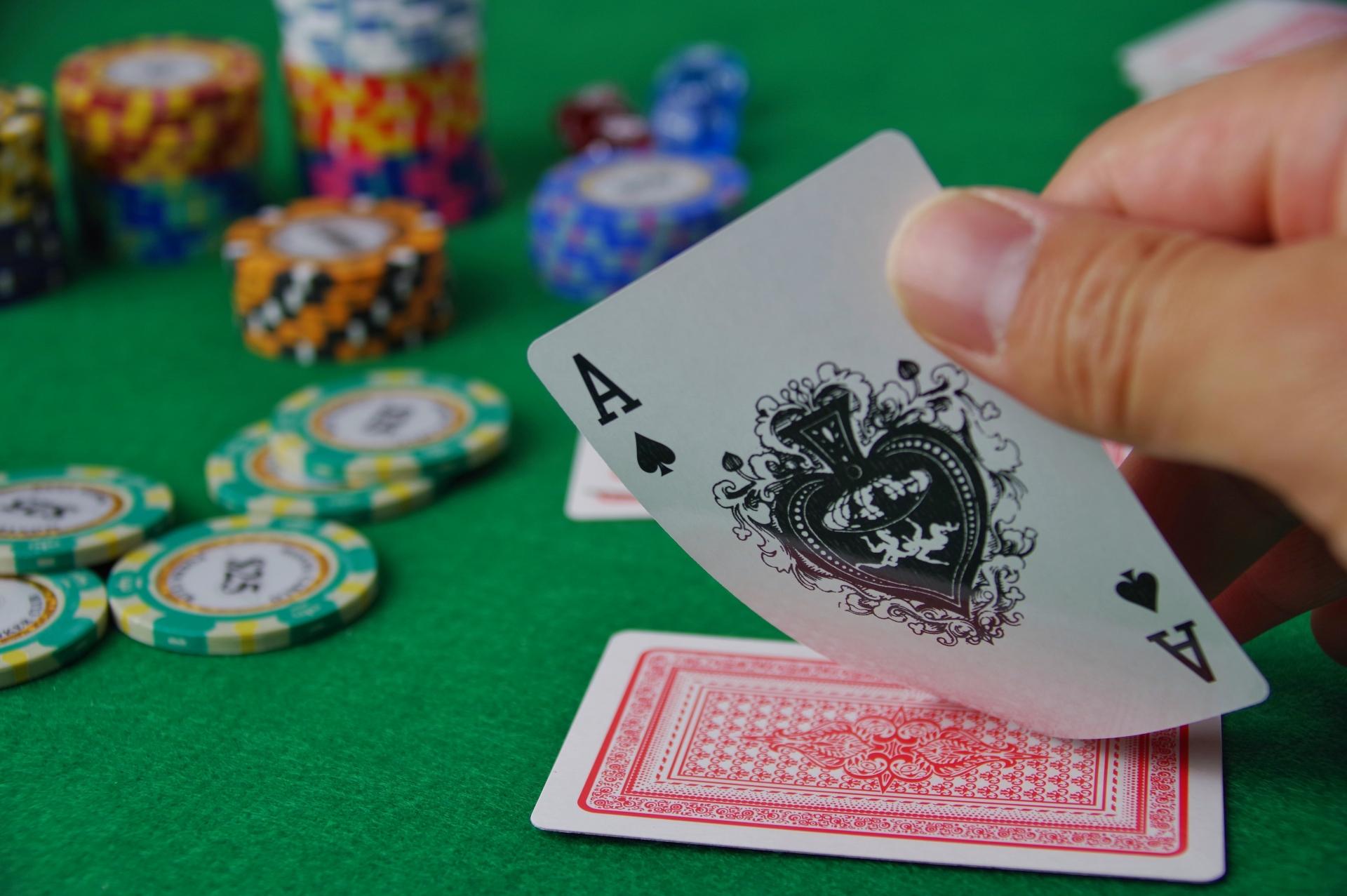 スリーカードポーカー ルール